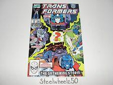 Transformers #69 Comic Marvel 1990 Optimus Prime Grimlock Galvatron Shockwave