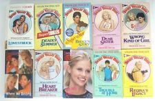 Sweet Valley High Lot Of 10 Books #1A