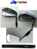 Used - Mizuno MP-58 Forged Dual Muscle #6 Iron - Dynamic Gold S300 Shaft - RH