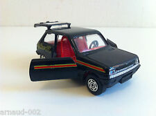 "Corgi Toys - Renault 5 TL ""Le Car 2""- Rare -  (1/36)"