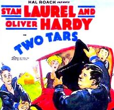 Super 8mm comedy short TWO TARS Laurel & Hardy all-time comedy classic