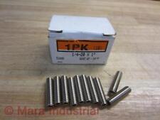 Part 1/4-20X1 Set Screw 1420X1 (Pack of 10)