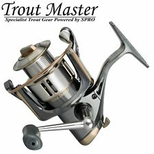 Trout Master Tactical Trout 3 - Stationärrolle, Angelrolle, Forellenrolle