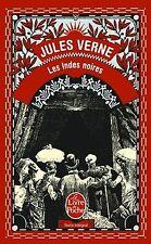 Les Indes noires de Jules Verne   Livre   état bon