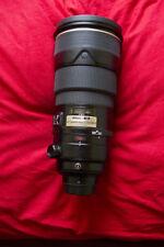 Nikon Nikkor 300mm f2.8G 300/2.8 VR NANO AF S ED IF lens
