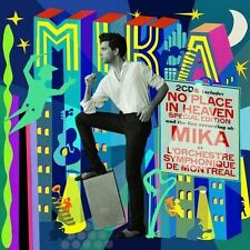 Mika - No Place In Heaven Sealed 2CD Orchestra Edition Digipack New