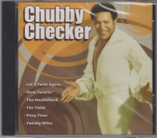 """Chubby Checker """"Forever Gold"""" NEW & SEALED CD - 1st Class Post From The UK"""