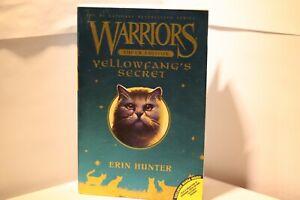 Yellowfang's Secret by Erin Hunter (Hardback, 2012)