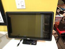 "20"" Dell Touchscreen LED Monitor VGA HDMI USB E2014T 1600x900 1000:1 16:9"
