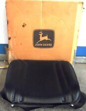 "JOHN DEERE, SEAT CUSHION FOR #3 UTILITY TRACTOR, 19"" X 18"" X 4-1/2"""
