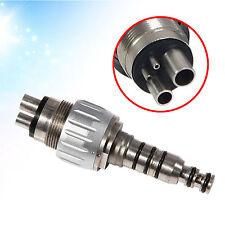 Dental Quick Coupler Coupling fit KaVo 460LE Multiflex LUX 4 Hole