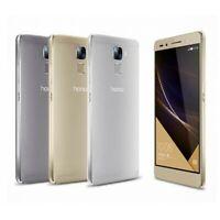 "Honor 7 PLK-AL10 Smartphone (Unlocked) 3GB+64GB,Fingerprint,8MP+20MP,5.2"" FHD,UK"