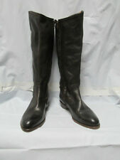 Frye Dorado Riding Boots Size 11 Tall Brown Leather