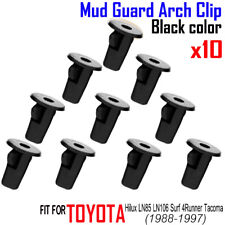 FOR Toyota Hilux LN85 LN106 4Runner Tacoma Mud Guard Arch 1988-1997 Clip Pin