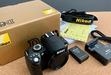 Nikon D60 DSLR - *** Mint Condition *** with all Original Accessories and Box