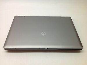 "HP ProBook 6450b 14"" i5-M560@2.67GHz 4GBRAM 500GBHDD webcam Win10 charger"