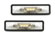 LED Kennzeichen Beleuchtung mit 3 LED CAN BUS für Opel Vectra B Bj. 95–03
