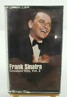 "VINTAGE ""Frank Sinatra :Greatest Hits Vol.2"" M5-2275 Cassette Tape Circa 1972"