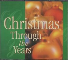 Reader's Digest 3CD CHRISTMAS THROUGH THE YEARS ex+ cond. Nat Doris Perry Bing