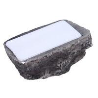 Garden House Outdoor Spare Safe Storage Box Stone Case Box For Key Hide