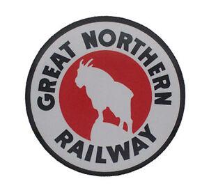 Great Northern Railway Railroad Magnet #58-1220