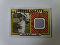 2021 Topps Heritage Xander Bogaerts Clubhouse Collection Relic Red Sox #CCR-XB
