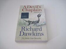 A Devils Chaplin Richard dawkins signed paperback