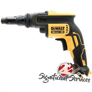 New DeWALT DCF622B 20V MAX XR Cordless Versa-Clutch Torque Screwgun Bare Tool