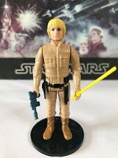 Star Wars Vintage 1980 de Luke: Bespin amarillo pelo!!!