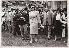 Marlene Dietrich Grande Course des Haies Paris Original Vintage circa 1935