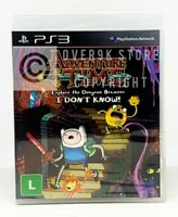 Adventure Time: Explore the Dungeon Because I Don't Know! -PS3- Portuguese Cover