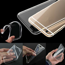 Transparent Clear Flexible TPU Case Cover Ultra Slim Cell Phone Hot New