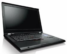 Portátil Rápido Lenovo Thinkpad T420s 2.50GHz Core i5 320GB 8GB 1600x900 Fl