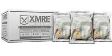 XMRE LITE MRE Food Supply, 12 Meals Fully Cooked Ready To Eat