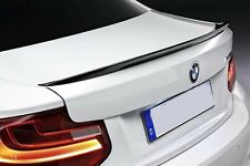 Carbon BMW F22 Trunk Lip Spoiler P Type Coupe 2-Series 220i 228i 235i 2014+