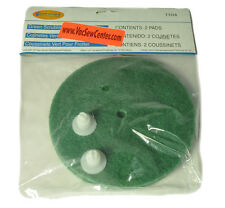 Koblenz, Regina Floor Scrubber Stripping Pads 6 in, 2pk
