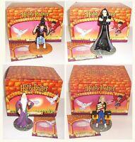 Royal Doulton Warner Bros HARRY POTTER Figurines Dumbledore Snape Ron Harmione