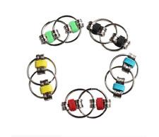 Fidget Toy Bike Chain ADHD EDC Focus Anti Stress Works Adults Idle Hands Autism
