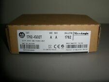 Allen Bradley 1762 Iq32t Ser A Rev A 32pt 24vdc Sinksource Input Module Microl
