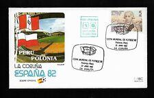 Mundial de Fútbol España 1982 Partido en La Coruña