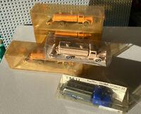 M1:87  I.M.U. - Konvolut (5)  verschiedene LKW-Modelle Replikas