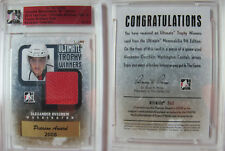 2014-15 ITG Ultimate Alexander Ovechkin 1/1 pearson trophy award 1 of 1 capitals