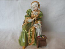 Limited Edition Royal Doulton figurine Anne of Cleves HN3356 P Parsons 1991