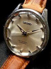 Vintage SEIKO Automatic Watch DIASHOCK DAINISEIKOSHA Co. A Japan 🇯🇵 Made 1972