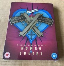 Romeo and Juliet, steelbook, Brand New Sealed, FREE SHIPPING