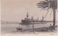 CPA 37- Marine Militaire Le Suchet Croiseur de premier rang