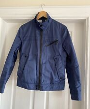 Boss Orange Mens Blue Bomber Jacket - Excellent Condition Hugo