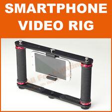 Smartphone Video Rig Stabilizer Holder DSLR Mirrorless Camera iPhone Wedding