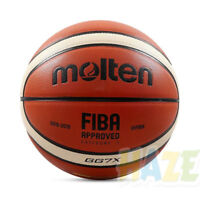 Molten GG7X 7 PU Men's Basketball In/Outdoor Fun Sport Training High Quality FGH