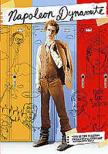 Napoleon Dynamite [DVD], Very Good DVD, ,